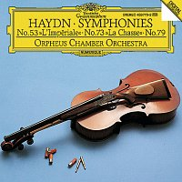 """Orpheus Chamber Orchestra – Haydn: Symphonies Nos.53 """"L'Impériale"""", 73 """"La Chasse"""" & 79"""