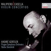 André Gertler, Symfonický orchestr hl. m. Prahy (FOK), Václav Smetáček – Malipiero & Casella: Koncerty pro housle a orchestr