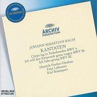 """Karl Ristenpart Chamber Orchestra, Karl Ristenpart, Orchester Des Bachfestes 1950 – Bach, J.S.: Cantatas """"Christ lag in Todesbanden"""", """"Ich will den Kreuzstab gerne tragen"""" & """"Ich habe genug"""""""