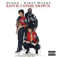 Přední strana obalu CD Love Come Down [Explicit Version]