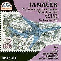 Josef Suk, Česká filharmonie/Václav Neumann – Janáček: Sinfonietta,Taras Bulba, Putování dušičky