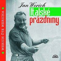 Přední strana obalu CD Werich: Italské prázdniny