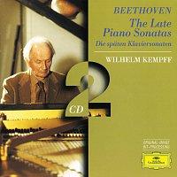 Wilhelm Kempff – Beethoven: The Late Piano Sonatas [2 CD's]