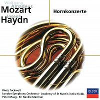 Barry Tuckwell, Peter Maag, London Symphony Orchestra, Sir Neville Marriner – Mozart: Horn Concertos