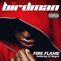 Přední strana obalu CD Fire Flame