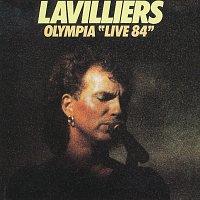 Přední strana obalu CD L'Olympia Live 1984