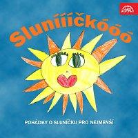Přední strana obalu CD Sluníííííčkóóó. Pohádky o sluníčku pro nejmenší