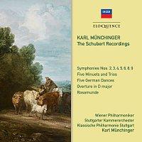 Karl Munchinger, Wiener Philharmoniker, Stuttgarter Kammerorchester – Karl Munchinger: The Schubert Recordings