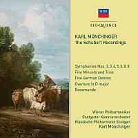 Karl Munchinger, Wiener Philharmoniker, Stuttgarter Kammerorchester – Karl Munchinger: The Schubert Recordings