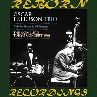 Oscar Peterson Trio – The Complete Tokyo Concert, 1964 (Expanded, HD Remastered)