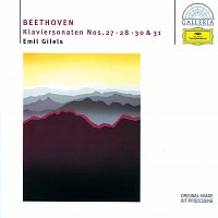 Emil Gilels – Beethoven: Piano Sonatas Nos.27, 28, 30 & 31