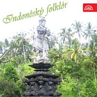 Přední strana obalu CD Indonéský folklór