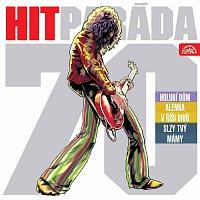 Přední strana obalu CD Hitparáda 70. let