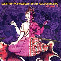 Různí interpreti – Electric Psychedelic Sitar Headswirlers, Volume 11