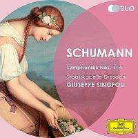 Staatskapelle Dresden, Giuseppe Sinopoli – Schumann: Symphonies Nos.1 - 4