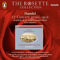 Academy of St. Martin in the Fields, Iona Brown – Handel: 12 Concerti Grossi, Op.6