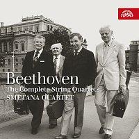 Přední strana obalu CD Beethoven: Kompletní smyčcové kvartety