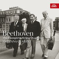 Smetanovo kvarteto – Beethoven: Kompletní smyčcové kvartety