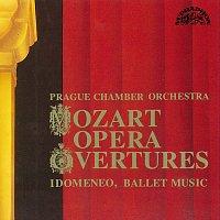 Pražský komorní orchestr, Vlček, Novotný – Mozart: Operní předehry
