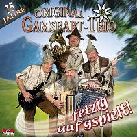 Original Gamsbart-Trio – 25 Jahre fetzig auf'gspielt!