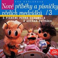 Přední strana obalu CD Košlerová: Včelí medvídci Nové příběhy a písničky