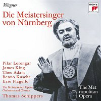 Benno Kusche, Donald Gramm, Robert Goodloe, Charles Anthony, Russell Christopher, Louis Sgarro, Theo Adam, Robert Schmorr, Rod MacWherter – Wagner: Die Meistersinger von Nurnberg (Metropolitan Opera)