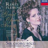Renee Fleming, London Symphony Orchestra, Sir Georg Solti – Great Opera Scenes