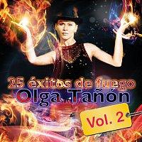 Přední strana obalu CD 25 Exitos De Fuego Vol. 2