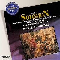 Nancy Argenta, Barbara Hendricks, Carolyn Watkinson, Anthony Rolfe Johnson – Handel: Solomon