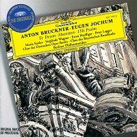 Přední strana obalu CD Bruckner: Te Deum; Motetten; 150. Psalm