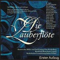 Různí interpreti – Die Zauberflote Erster Aufzug