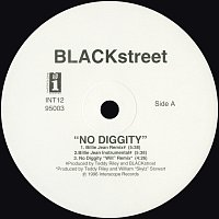 Přední strana obalu CD No Diggity [Remixes]