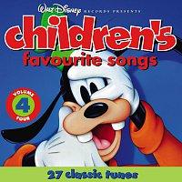 Různí interpreti – Children's Favourite Songs 4