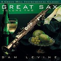Přední strana obalu CD Great Sax