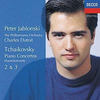 Peter Jablonski, Philharmonia Orchestra, Charles Dutoit – Tchaikovsky: Piano Concertos Nos.2 & 3
