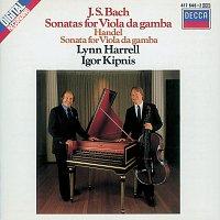 Lynn Harrell, Igor Kipnis – Bach, J.S./Handel: Viola da gamba Sonatas