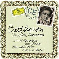 Daniel Barenboim, Gidon Kremer, Anne-Sophie Mutter, Maurizio Pollini – Beethoven: Complete Concertos