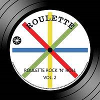 Přední strana obalu CD Roulette Rock 'n' Roll Vol 2