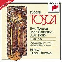 José Carreras, Eva Marton, Michael Tilson Thomas, Juan Pons – Tosca