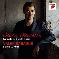 Valer Sabadus, Nicola Porpora, Concerto Koln – Caro gemello - Farinelli and Metastasio