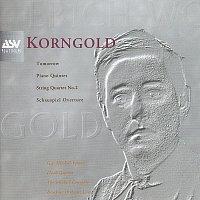 Bruckner Orchester Linz, Caspar Richter, The Schubert Ensemble, The Flesch Quartet – Korngold: Schauspiel Overture, Piano Quintet, String Quartet No.2, Tomorrow