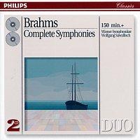 Wiener Symphoniker, Wolfgang Sawallisch – Brahms: The Symphonies [2 CDs]