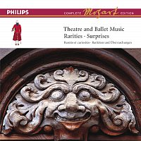 Různí interpreti – Mozart: Complete Edition Box 17: Theatre & Ballet Music