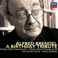 Přední strana obalu CD Alfred Brendel - A Birthday Tribute