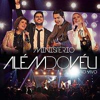 Přední strana obalu CD Além do Véu Ao Vivo