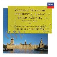 Roger Norrington, London Philharmonic Orchestra – Vaughan Williams: Symphony No. 2; Tallis Fantasia; Serenade To Music