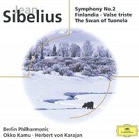 Gerhard Stempnik, Berliner Philharmoniker, Okko Kamu, Herbert von Karajan – Sibelius: Finlandia . Valse triste . Symphony No.2