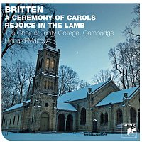 Christopher Allsop, Marie-Claire Brookshaw, Frances Bourne, Julian Podger, Mark Holmes, Benjamin Britten – Britten: A Ceremony Of Carols