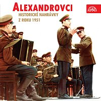 Alexandrovův pěvecký a taneční soubor Rudého praporu Sovětské armády – Alexandrovci Historické nahrávky z roku 1951