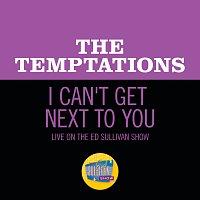 Přední strana obalu CD I Can't Get Next To You [Live On The Ed Sullivan Show, September 28, 1969]